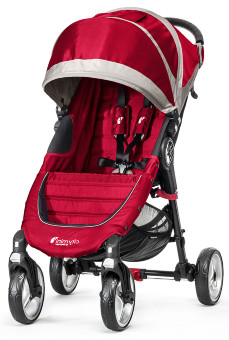 Baby Jogger City Mini 4 Red