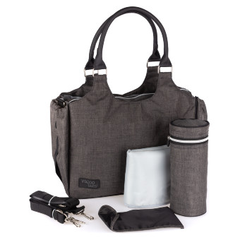 Сумка Valco baby Mothers Bag / Charcoal