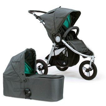 Bumbleride Indie 2 в 1- Dawn Grey Mint