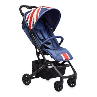 Easywalker MINI buggy XS Union Jack Vintage