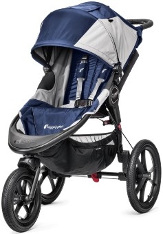BABY JOGGER SUMMIT X3 - COBALT GRAY